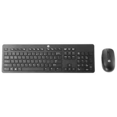 клавиатура HP Slim Wireless ComboT6L04AA