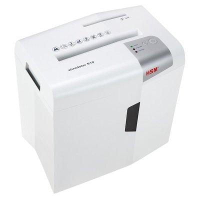 шредер HSM ShredStar S10-6 White