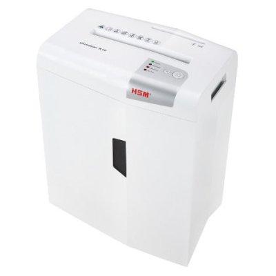 шредер HSM Shredstar X10-4.0x30 White