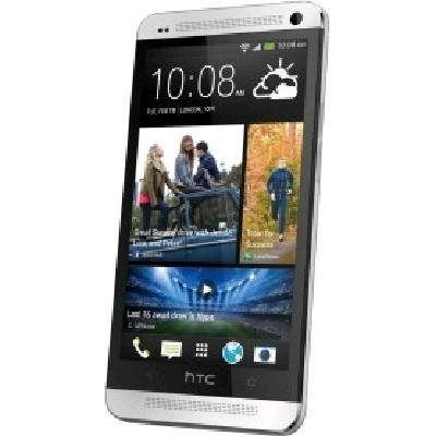 смартфон HTC One Dual Sim 32Gb White/Silver