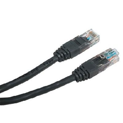Hyperline PC-LPM-UTP-RJ45-RJ45-C5e-1.5M-BK