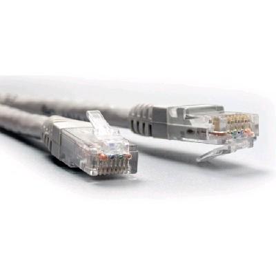 Hyperline PC-LPM-UTP-RJ45-RJ45-C6-15M-GY