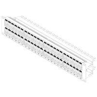Патч-панель Hyperline PP3-19-48-8P8C-C6-110D