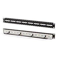 Патч-панель Hyperline PPHD-19-48-8P8C-C5e-110D