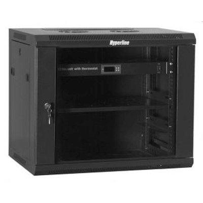 телекоммуникационный шкаф Hyperline TWM-2766-GR-RAL9004