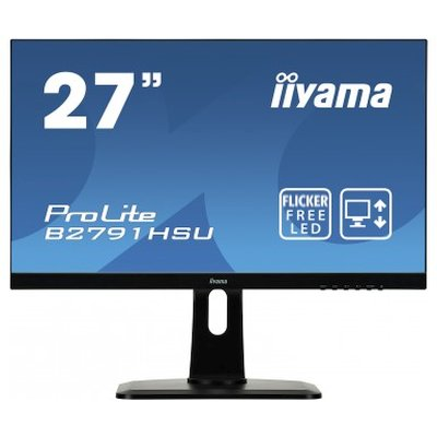 монитор Iiyama ProLite B2791HSU-B1