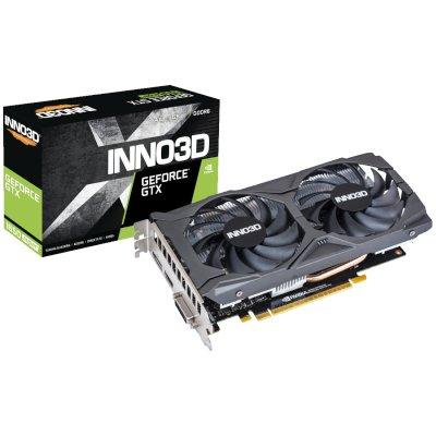 видеокарта Inno3D nVidia GeForce GTX 1650 Super 4Gb N165S2-04D6X-1720VA31