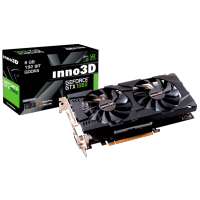 Видеокарта Inno3D nVidia GeForce GTX 1060 6Gb N106F-5SDN-N5GS