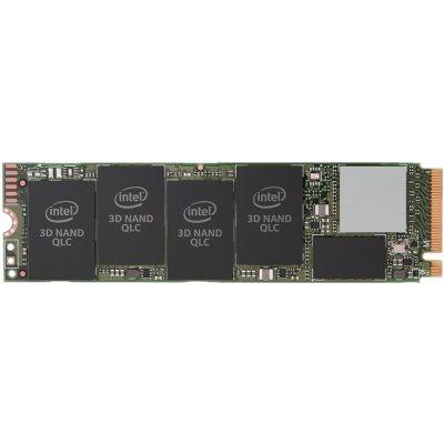 SSD диск Intel 660p 512Gb SSDPEKNW512G8X1
