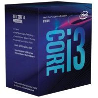Процессор Intel Core i3 8300 BOX