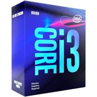 Процессор Intel Core i3 9100F BOX