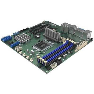 материнская плата Intel DBM10JNP2SB