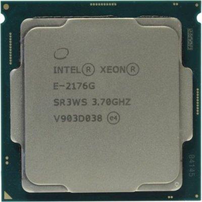 процессор Intel Xeon E-2176G OEM