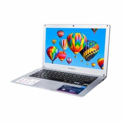 ноутбук Irbis NB72 Silver