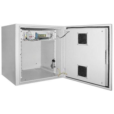 телекоммуникационный шкаф ITK LO35-12U66-M55