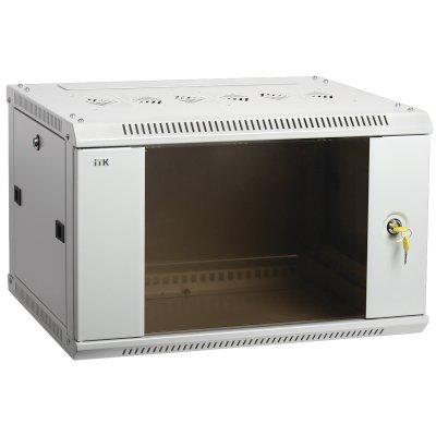 телекоммуникационный шкаф ITK LWE3-09U64-GF