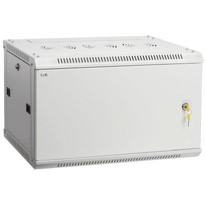 телекоммуникационный шкаф ITK LWR3-09U66-MF