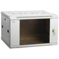 Телекоммуникационный шкаф ITK LWR3-12U66-GF
