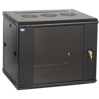 телекоммуникационный шкаф ITK LWR5-12U66-GF