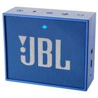Колонка JBL Go 2 Blue