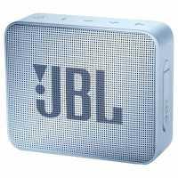 Колонки JBL Go 2 Cyan
