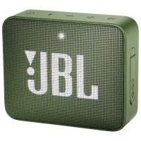 Колонки JBL Go 2 Green