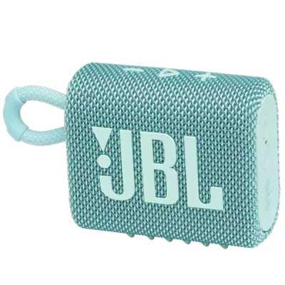 колонка JBL Go 3 Teal