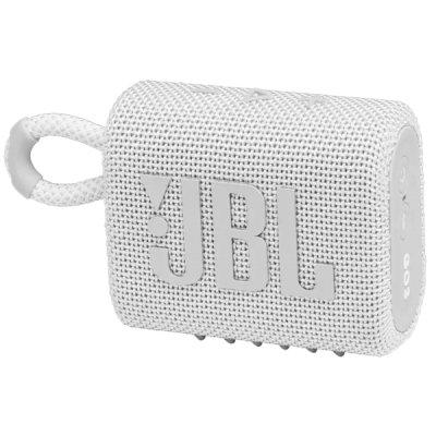 колонки JBL Go 3 White