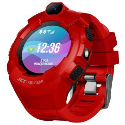 умные часы Jet Kid Gear Red-Black