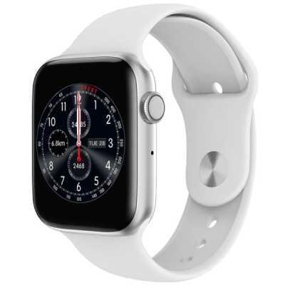 умные часы Jet Sport SW-4C Silver