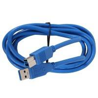 USB кабель 3Cott 3C-USB3-603AMBM-1.8M