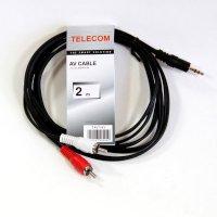 Кабель Telecom TAV7183-2M