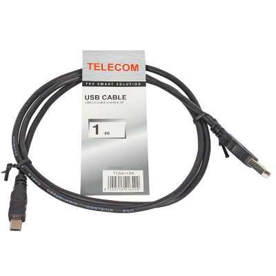 кабель Telecom TC6911BK-1.0M