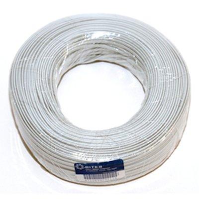 кабель телефонный 5bites TEL4615-100S-GY