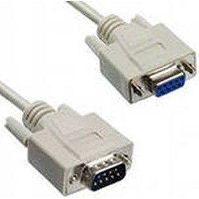 кабель удлинитель Greenconnect GCR-DB9CM2F-3m