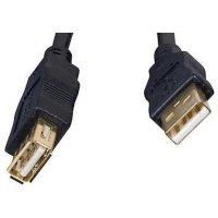 Кабель удлинительный Gembird CCP-USB2-AMAF-10