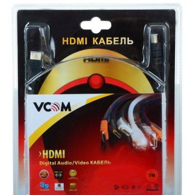 кабель VCOM VHD6020D-5MB