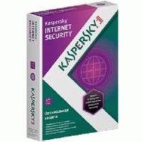 Антивирус Kaspersky Internet Security 2012 Russian Edition KL1843ROBFR