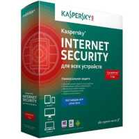 Антивирус Kaspersky Internet Security KL1939RBBFS