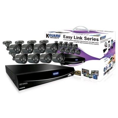 IP видеокамера Kguard EL1621-8HW212B