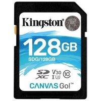 Карта памяти Kingston 128GB SDG/128GB