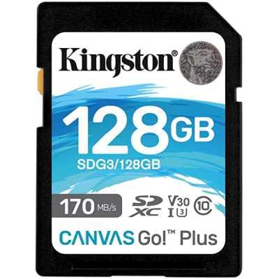 карта памяти Kingston 128GB SDG3/128GB