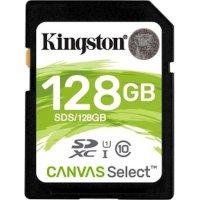 Карта памяти Kingston 128GB SDS/128GB