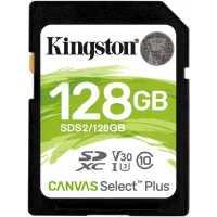 Карта памяти Kingston 128GB SDS2/128GB
