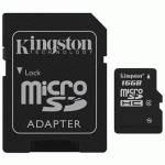 Карта памяти Kingston 16GB SDC4-16GB