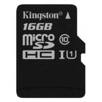 Карта памяти Kingston 16GB SDCS-16GBSP