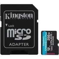 Карта памяти Kingston 256GB SDCG3/256GB