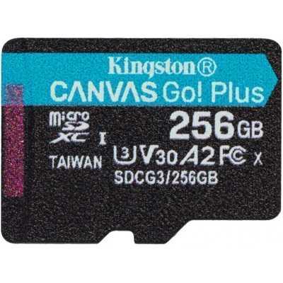 карта памяти Kingston 256GB SDCG3/256GBSP