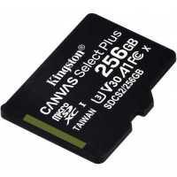 Карта памяти Kingston 256GB SDCS2/256GBSP