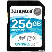 Карта памяти Kingston 256GB SDG-256GB